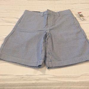 NWT Vineyard Vines searsucker shorts